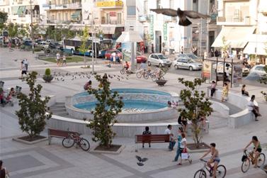 η πόλη της Καλαμάτας